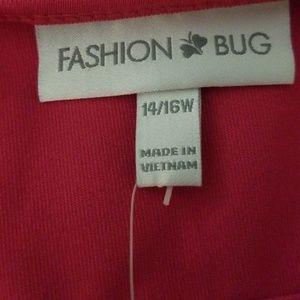 Fashion Bug Tops - FASHION BUG NWT FUCHSIA PINK CAMISOLE